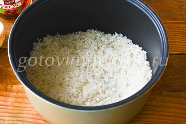 Рис для суши-2