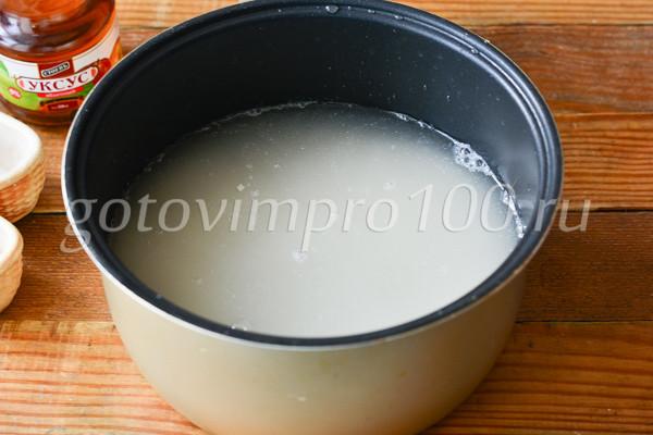 Рис для суши-3