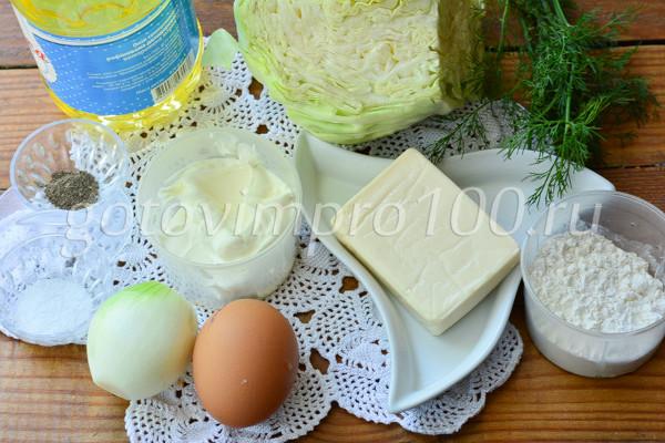 Котлеты из капусты с сыром-1