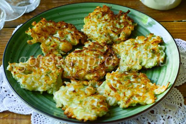 Котлеты из капусты с сыром-10