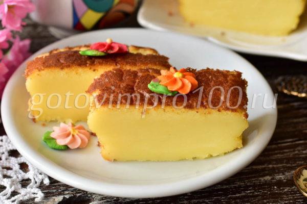 Умное пирожное 8